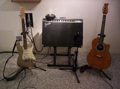 Guitar Station at Millennium Studio